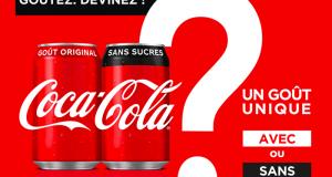 1200 Box Mystère Coca-Cola Avec Ou Sans Sucres offerts