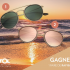 2 paires de solaires RAY-BAN