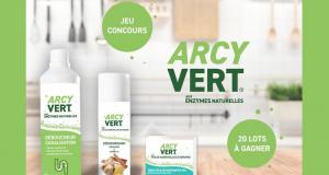 20 lots de 3 produits d'entretien Arcyvert