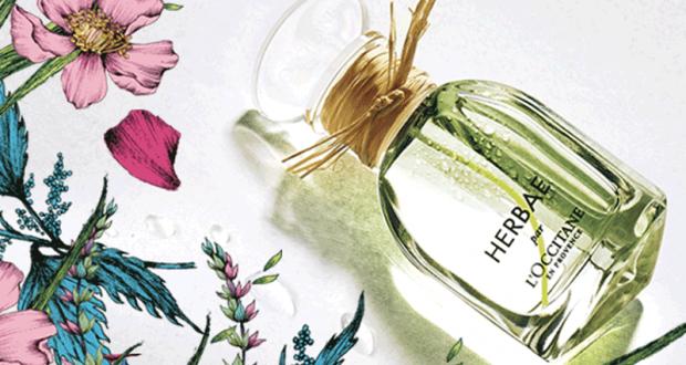 5 Parfums et 15 Crèmes mains Herbae offerts