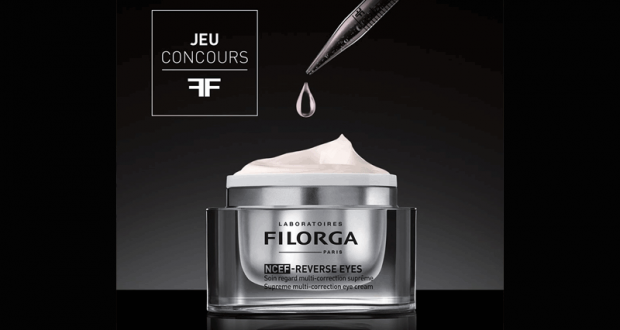 5 Produits NCEF - Reverse eyes Laboratoires Filorga