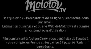 Bouquet Chaînes Ciné+ Gratuit pendant 1 Mois
