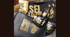 Coffret Spirit of the Brave de Diesel