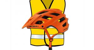 Distribution gratuite de casques et gilets de visibilité connecté