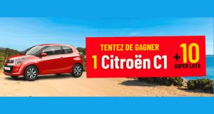 Gagnez une Citroën C1