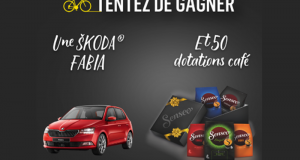 Gagnez une voiture SKOD FABIA (Valeur de 13 290 euros)