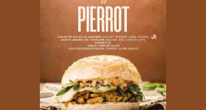 Hamburger Le Pierrot offert - Big Fernand Suresnes