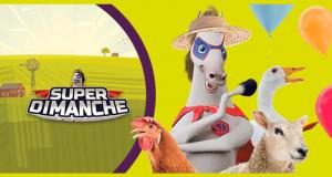 Invitations gratuites au Superdimanche Tous à la Ferme