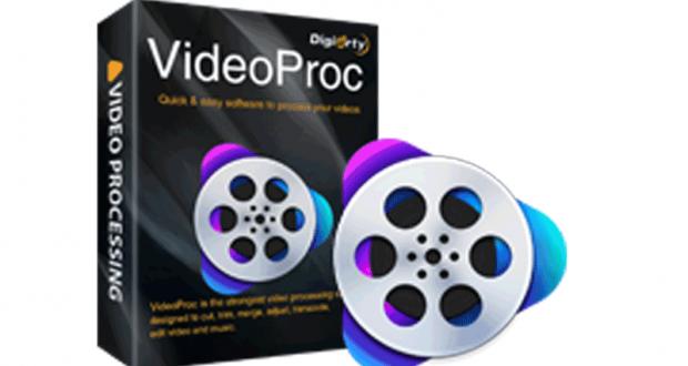 Licence à vie pour de montage vidéo VideoProc sur PC et MAC