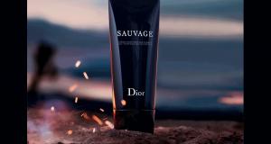 Échantillons Gratuits de crème hydratante Sauvage de Dior