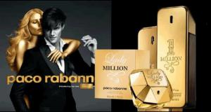 Échantillons Gratuits de parfum One Million de Paco Rabanne