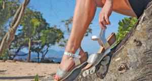 10 Paires de sandales Caméléa HV – Gibaud offertes
