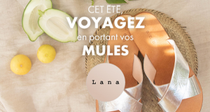 23 paires de mules Lana offertes