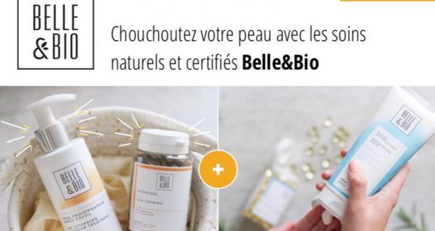 30 soins naturels Belle&Bio offerts