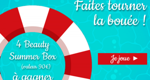 4 Beauty Summer Box à gagner