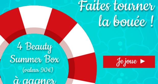 4 Beauty Summer Box à gagner