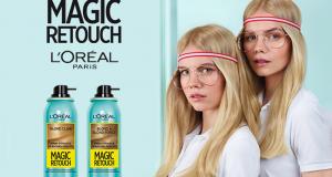 80 Sprays Magic Retouch Dark Roots de l'Oréal Paris offerts