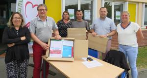 Distribution Gratuite de Kits Scolaires