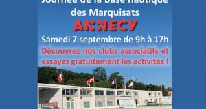 Initiation Gratuite à la Base Nautique des Marquisats