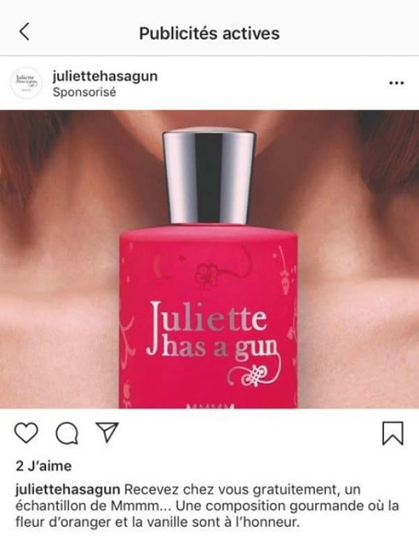 MMMM… de Juliette has a gun