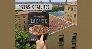 Pizza à emporter gratuite - Pizza Cosy