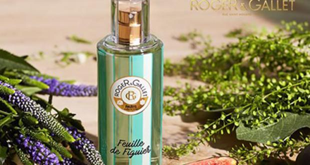 Testez l'Eau Parfumée Roger & Gallet