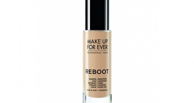 Testez le Fond de teint Reboot -MAKE UP FOR EVER