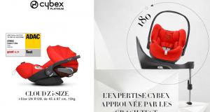 Testez le siège auto Cloud Z i-SIZE du Cybex