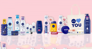Un lot de 31 cosmétiques Nivea offert