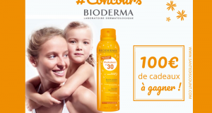 10 brumes Solaire Photoderm Bioderma offertes