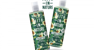 10 lots de shampoing Faith In Nature offerts