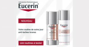 100 Routines de soins jour anti-taches brunes Eucerin