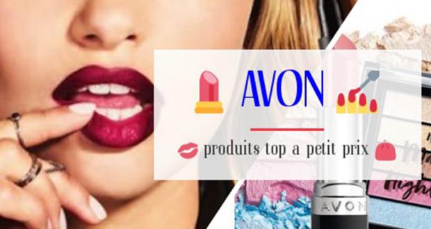 2 lots comprenant 2 rouges à lèvres et 1 parfum Avon