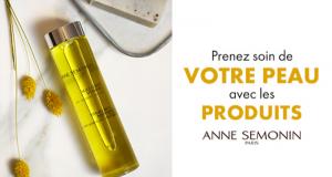30 flacons d'huile Anne Semonin offerts