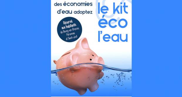 Distributions gratuites de kits d'économiseurs d'eau