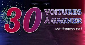 Gagnez 30 Renault Twingo Life SCE 70 de 11 400 euros