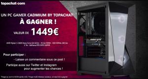 Gagnez un ordinateur Cadmium de 1449€