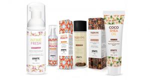 Lot de 4 produits cosmétiques Exsens offert