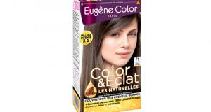 Testez le Kit Coloration Blond Cendré Les Naturelles Eugène Color
