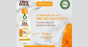 Testez le Masque-Lait Miel Reconstituant Ultra Doux de Garnier