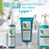 10 lots de 3 produits Klorane Anti-Pollution offerts