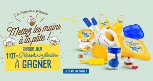 120 kits pâtisserie Beghin Say offerts