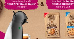 2420 machines à café Nescafé Dolce Gusto à gagner