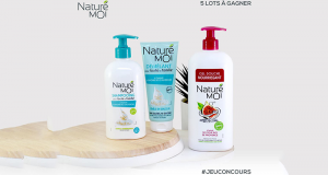 5 lots de 3 gels douche Naturé moi offerts