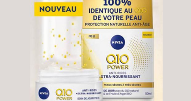 50 soins anti-rides Nivea Q10 à tester