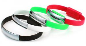 Bracelet chargeur USB Gratuit à recevoir chez vous