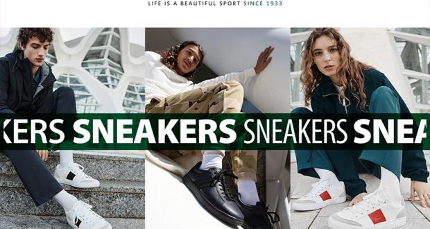 Gagnez un lot de 4 paires de sneakers Lacoste