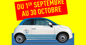 Gagnez une voiture Fiat 500 Pop