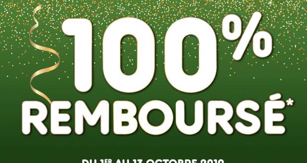 Leader Price Le Mois Anniversaire 100% Remboursé