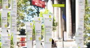 Lot de 3 produits cosmétiques Dermina offert
